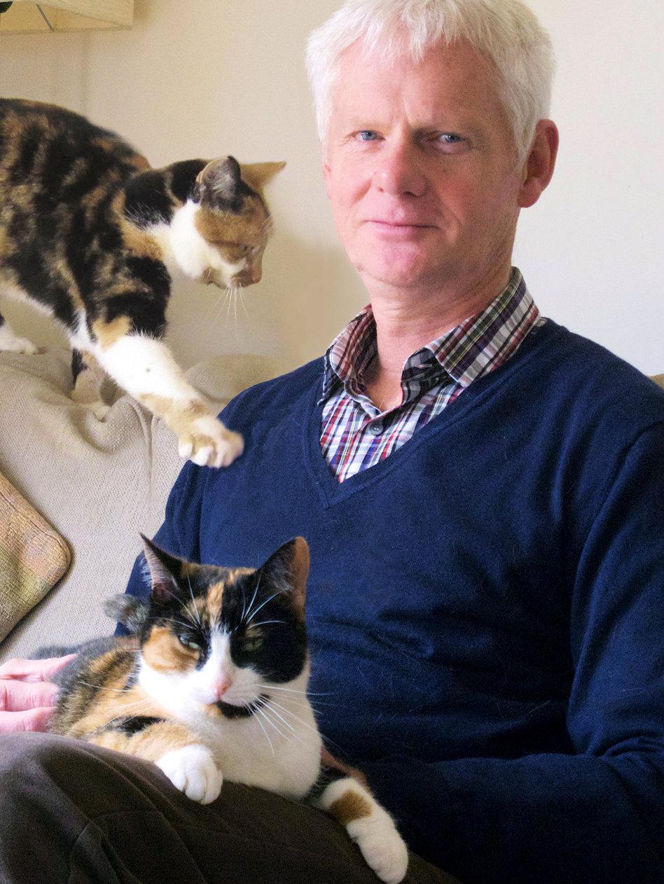 Resultado de imagen de john bradshaw cat