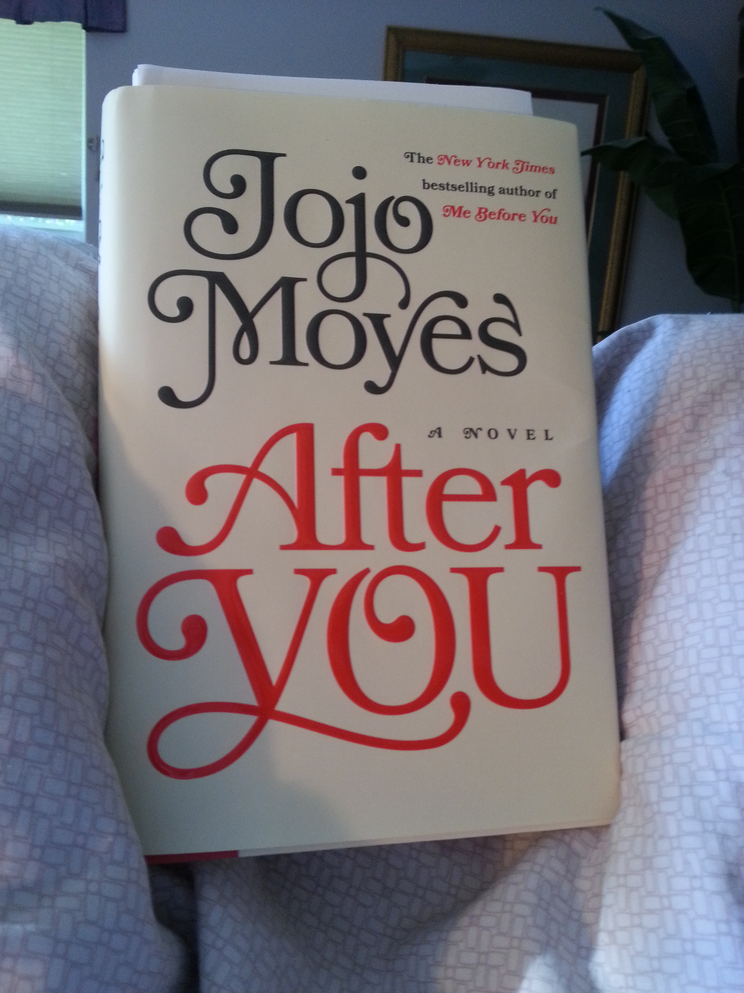 after you novel jojo moyes
