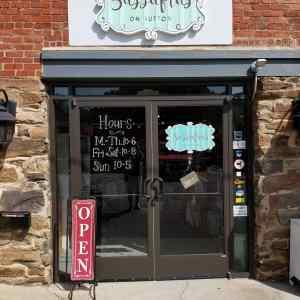 Indy bookshop