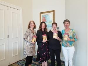Serena, Cathy, Jean, Paula